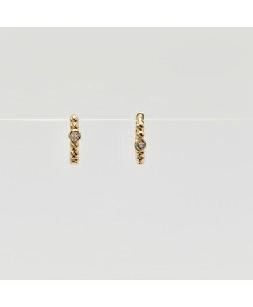 Boucles d'oreilles- mini...
